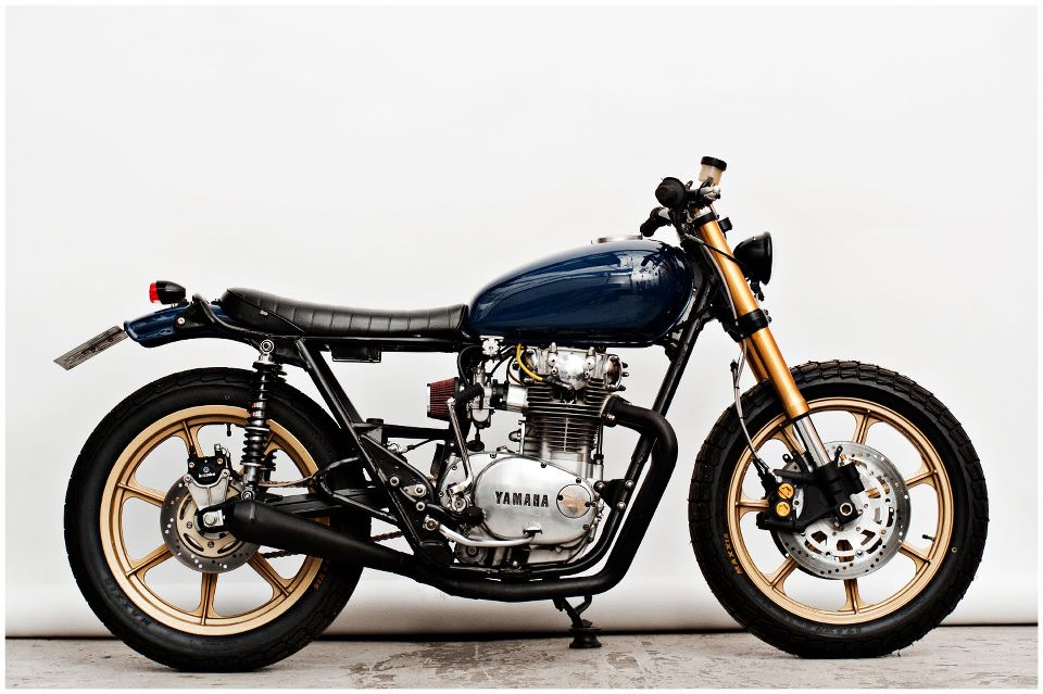 CAF   RACER 76  XS 650 STREET TRACKER