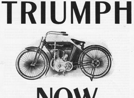 1913 triumph ad1 450x330 - 1913 Triumph