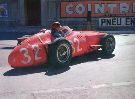 1957MonacoJuan ManuelFangioMaserati 450x330 - Monaco Formula 1 Grand Prix - 1957