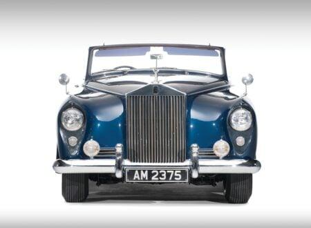 "1958 Rolls-Royce Silver Cloud I ""Honeymoon Express"""