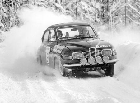 1960 1980 saab 96 1969 swedish rally 1280x960 450x330 - Snowy Saab