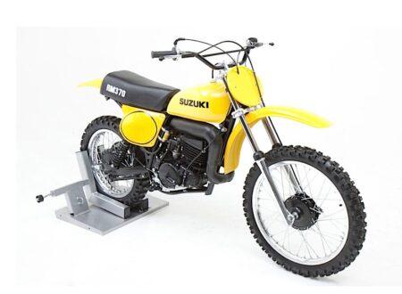 1977 Suzuki RM370 6 450x330 - 1977 Suzuki RM370