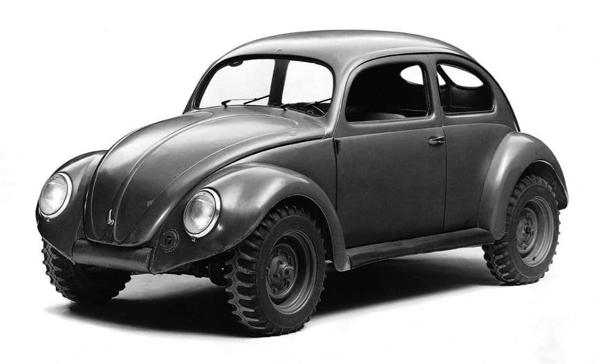 4x4 VW Beetle