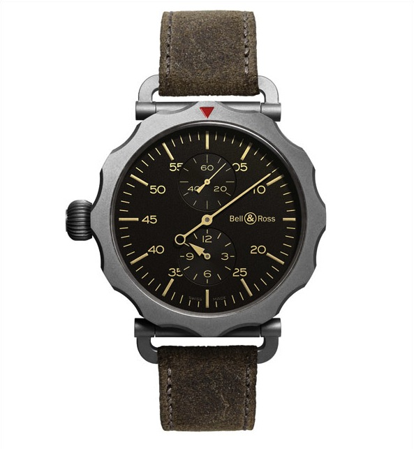 Bell & Ross WW2 Bomber Regulateur watch