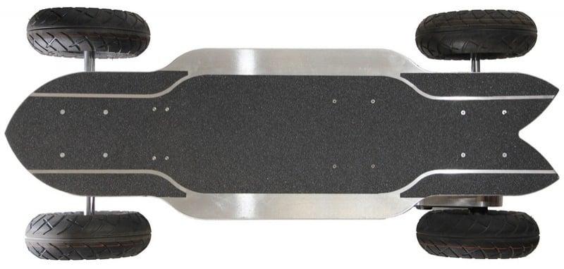 E Glide Electric Skateboards 1 Aluminium All Terrain Electric Skateboard