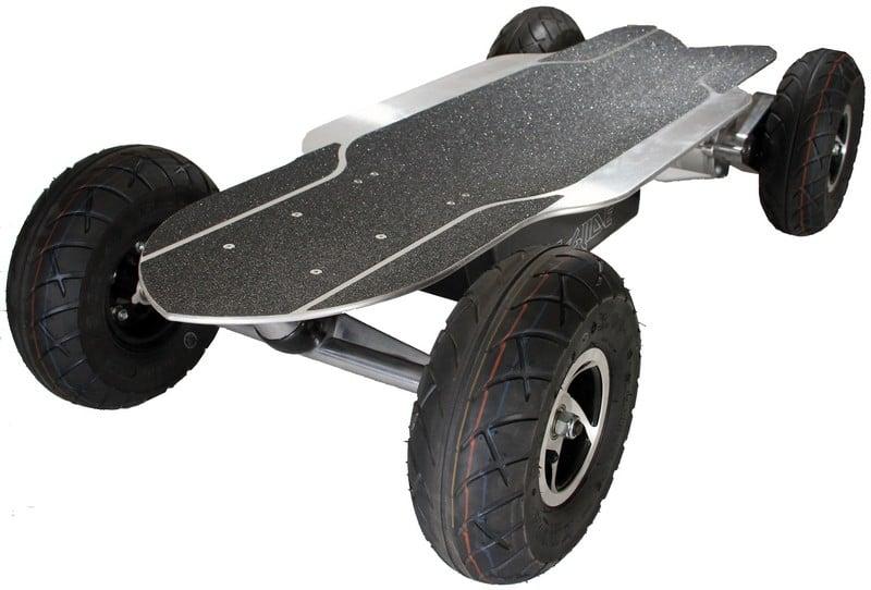 E Glide Electric Skateboards Aluminium All Terrain Electric Skateboard