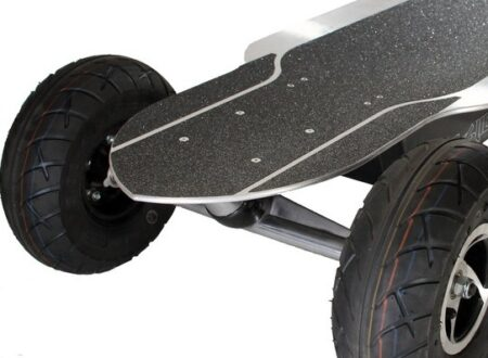 E Glide Electric Skateboards1 450x330 - Aluminium All-Terrain Electric Skateboard