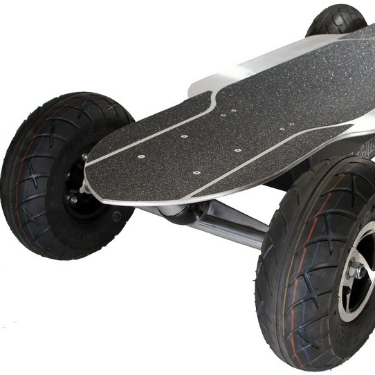 Aluminium All Terrain Electric Skateboard Silodrome