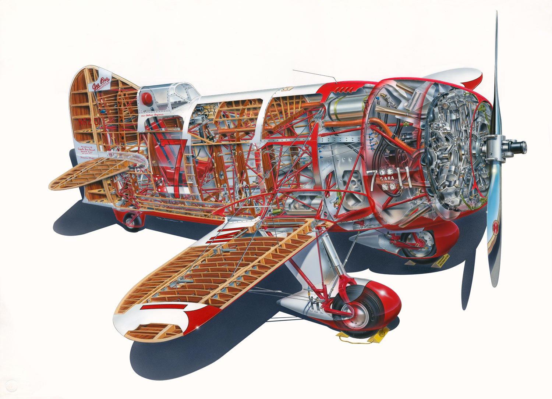 Gee Bee Model R1