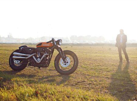 Harley Cafe Racer 450x330 - Harley Café Racer