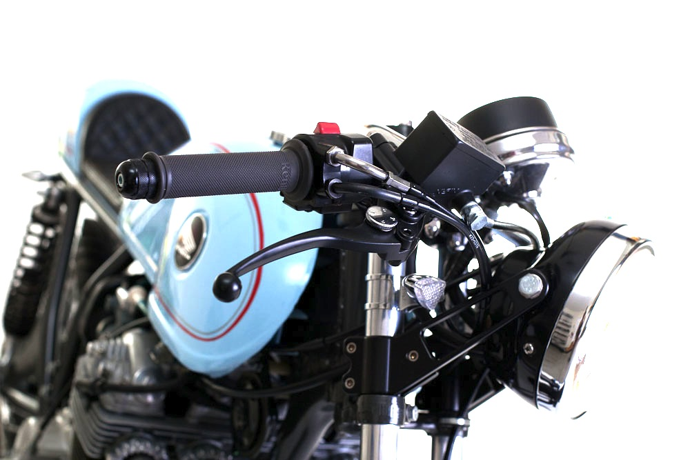 Honda CB400F Café Racer 350 Motorbike