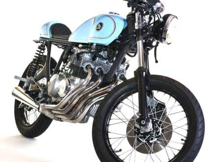 Honda CB400F Café Racer
