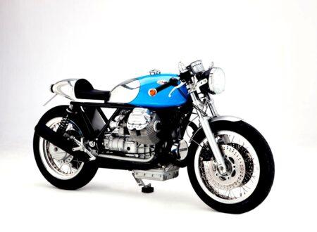 KaffeeMaschine 5 Moto Guzzi motorbike