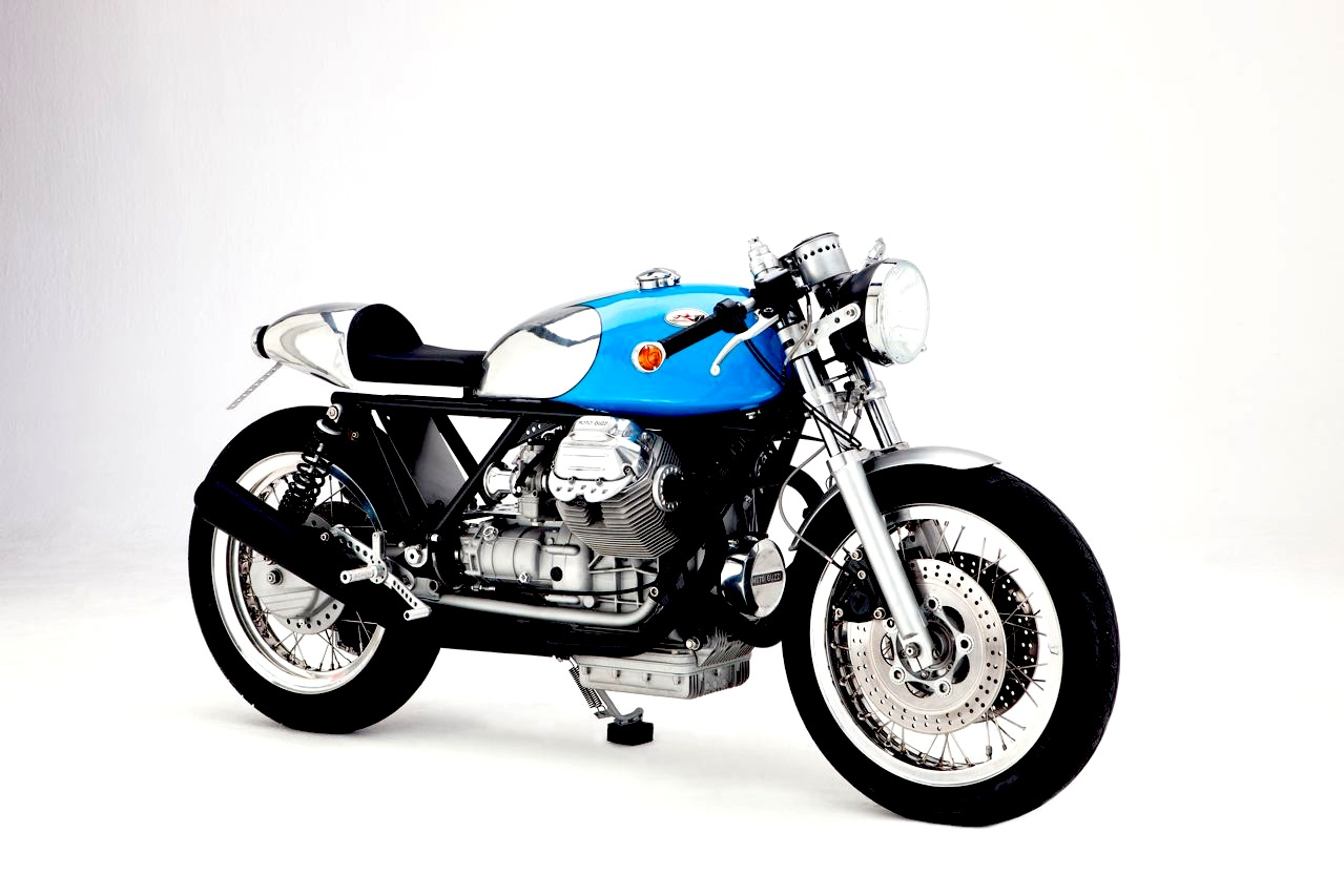 KaffeeMaschine 5 Moto Guzzi motorbike KaffeeMaschine 5 Moto Guzzi