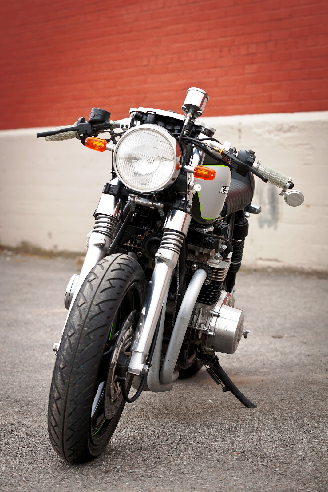 Cafe Racer Motorcycle Bars