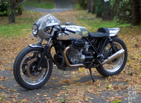 Moto Guzzi by Matt Machine