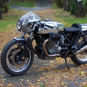 Moto Guzzi by Matt Machine