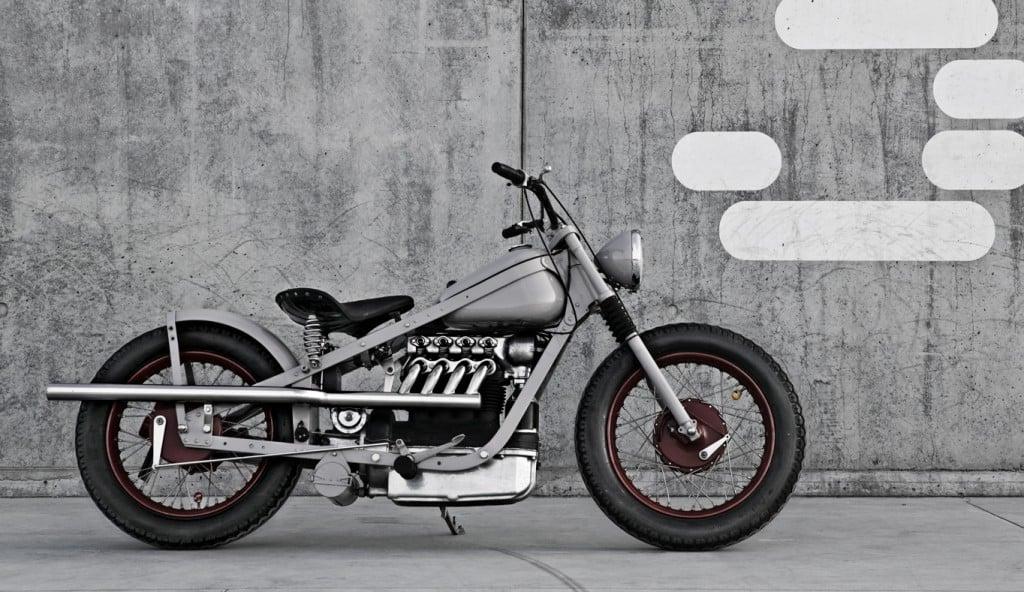 Nimbus Bobber Motorbike