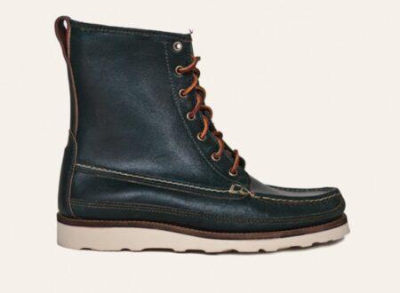 Oak Street Bootmakers Store 450x330 - Waxed Loden Hunt Boot by Oak Street Bootmakers