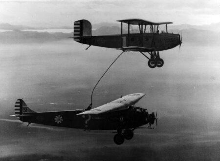 "Atlantic-Fokker C-2A ""Question Mark"""