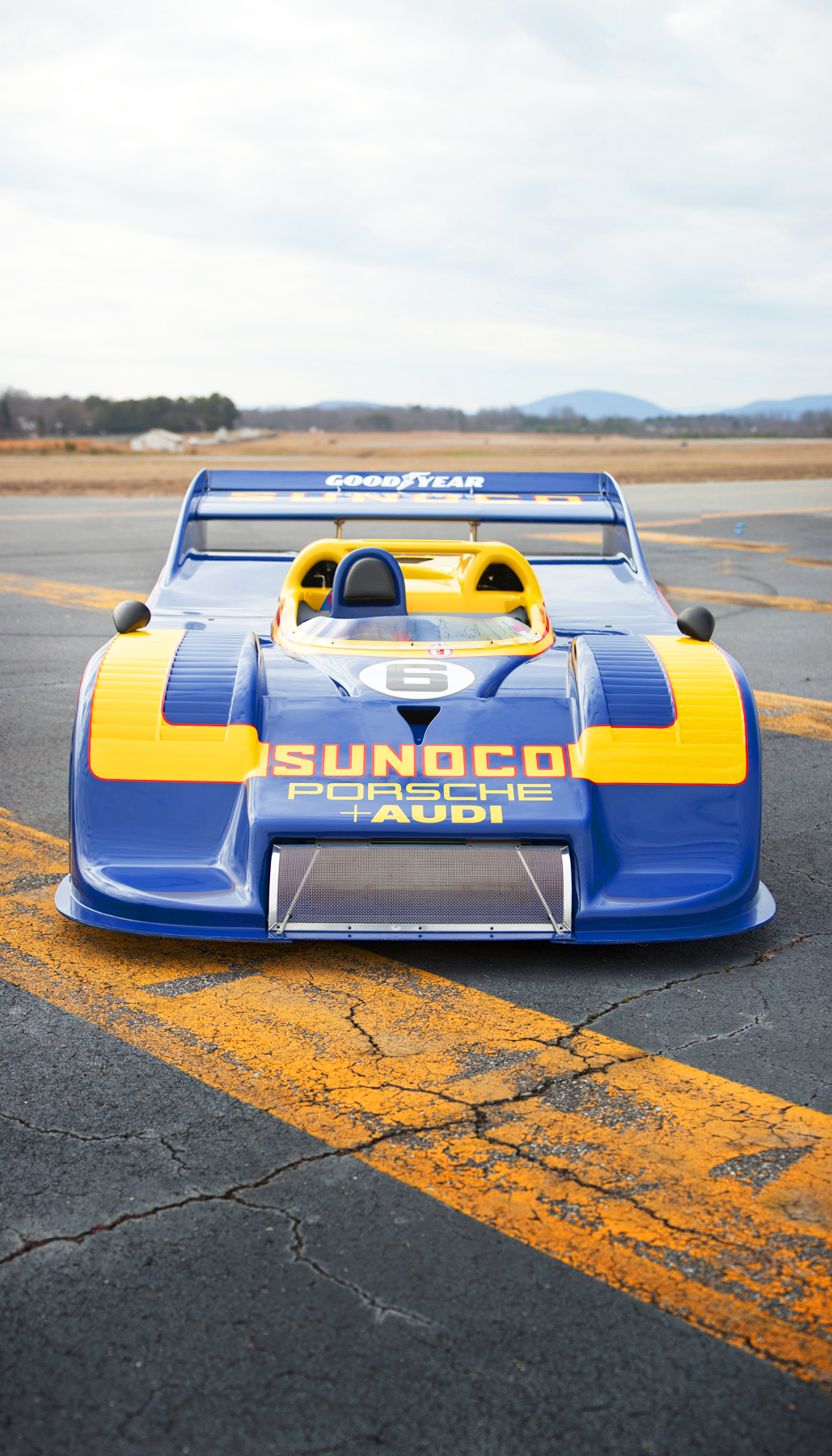 Porsche 917:30 Can-Am Spyder 1973