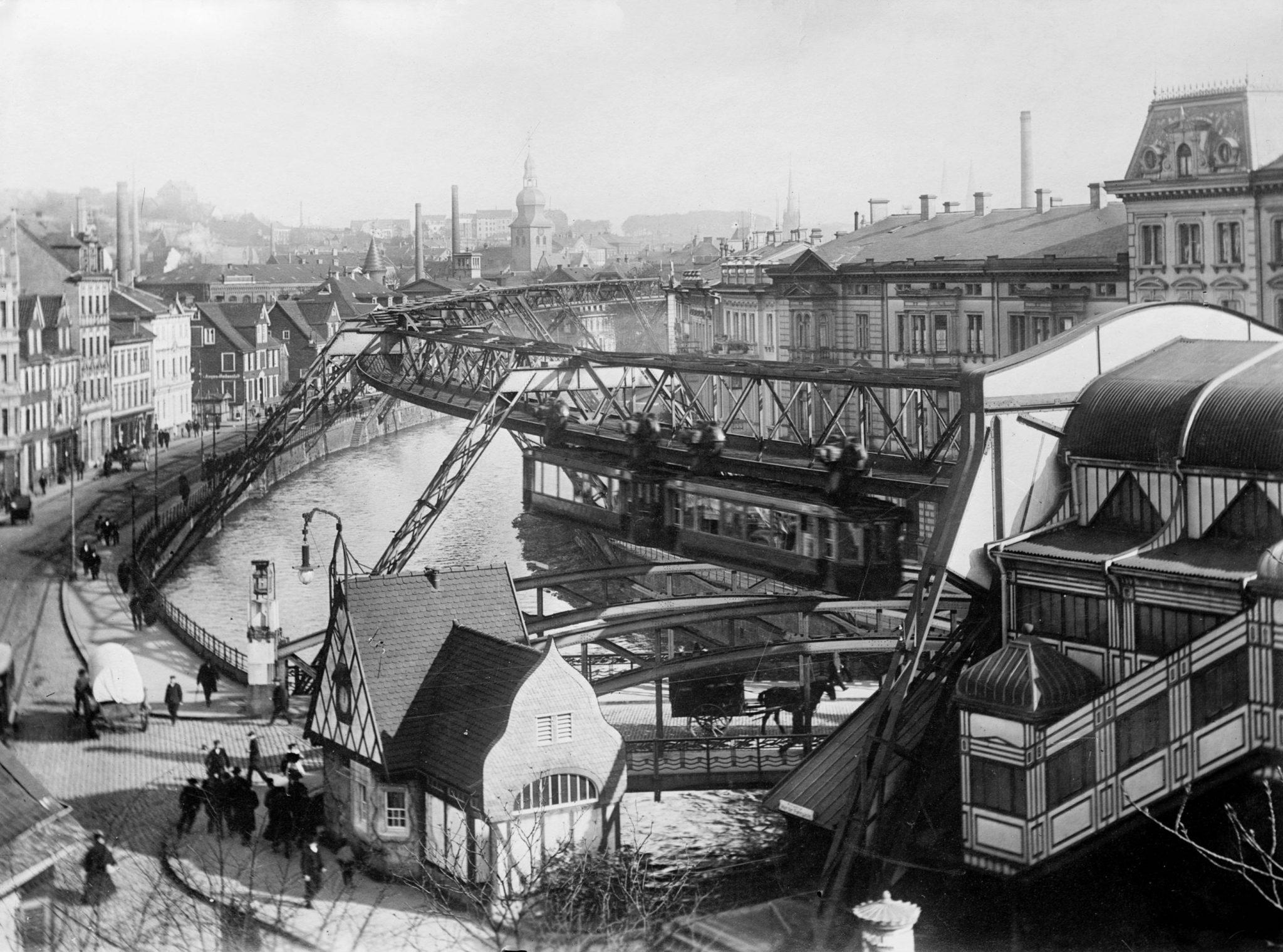 Steampunk Monorail