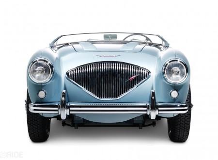 austin healey 100m le mans roadster 1321746374 46256 450x330 - 1956 Austin-Healey 100M Le Mans Roadster