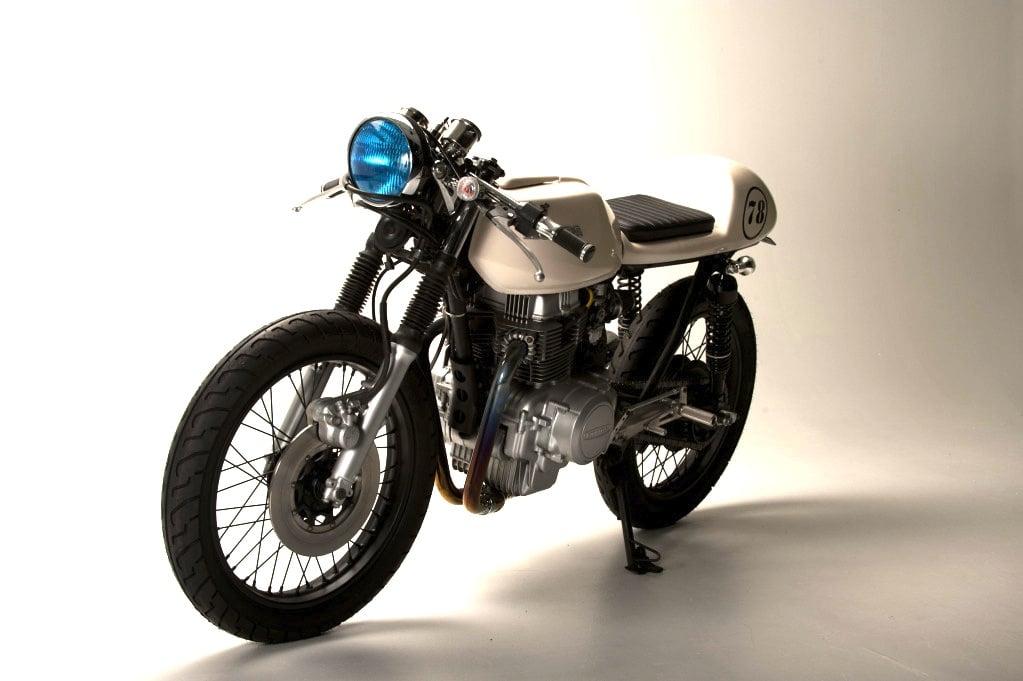 bike 03 Honda CB400T Café Racer