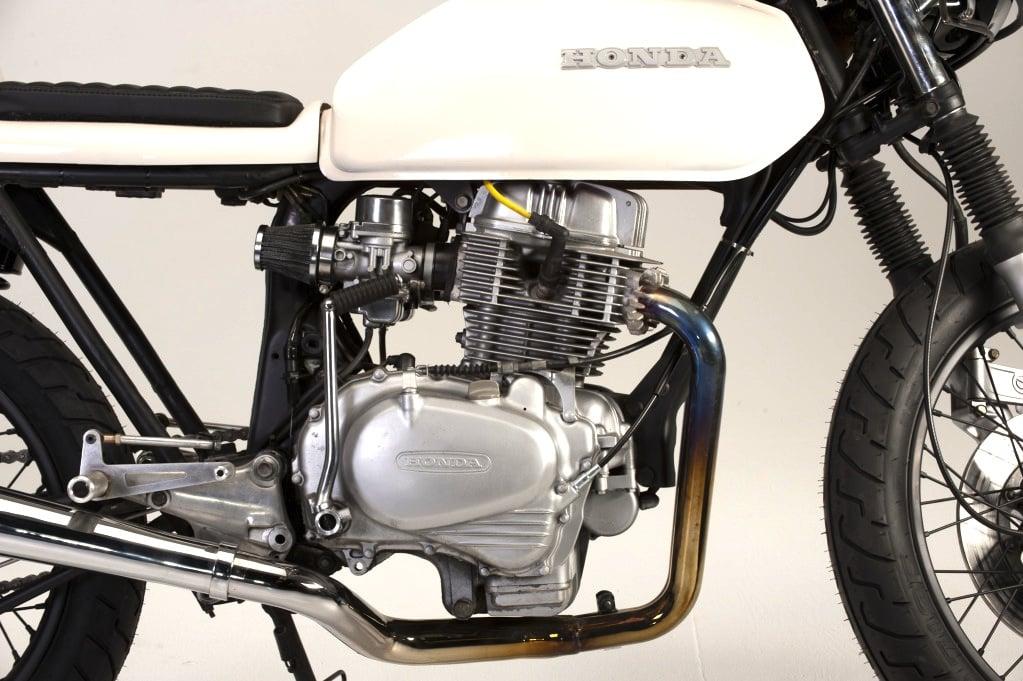 bike 18 Honda CB400T Café Racer