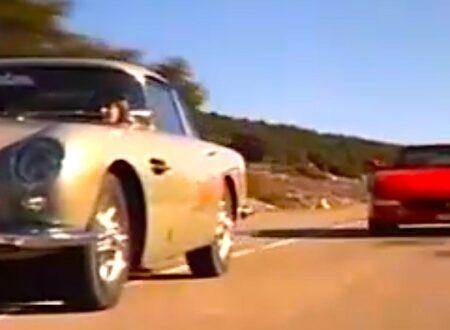 goldeneye car 450x330 - Goldeneye Aston Martin vs Ferrari Chase