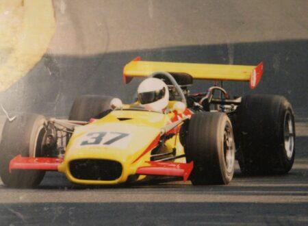 mystery racing car
