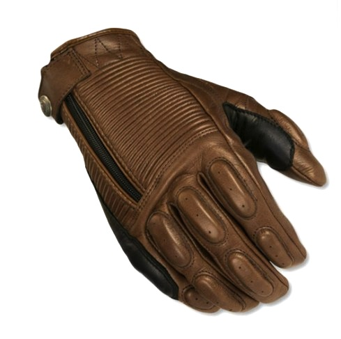 retro motorcycle glove