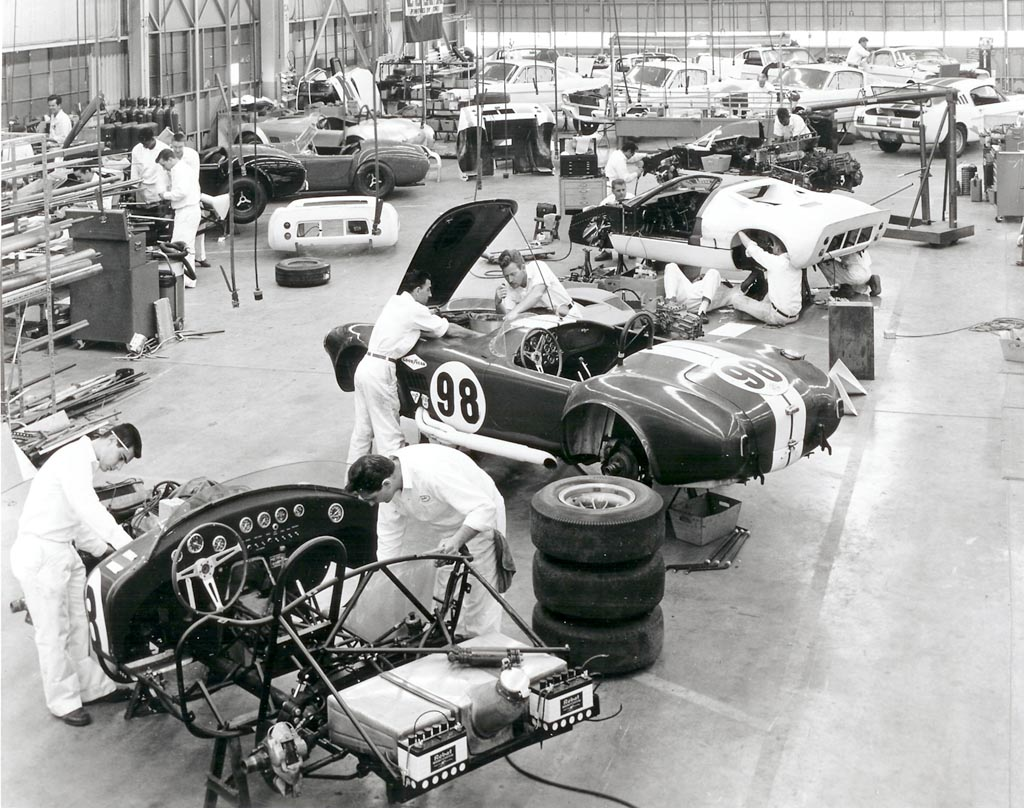 shelby factory Shelby Factory