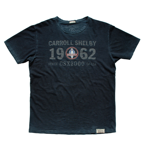 shelby tee Carroll Shelby 62 Tee