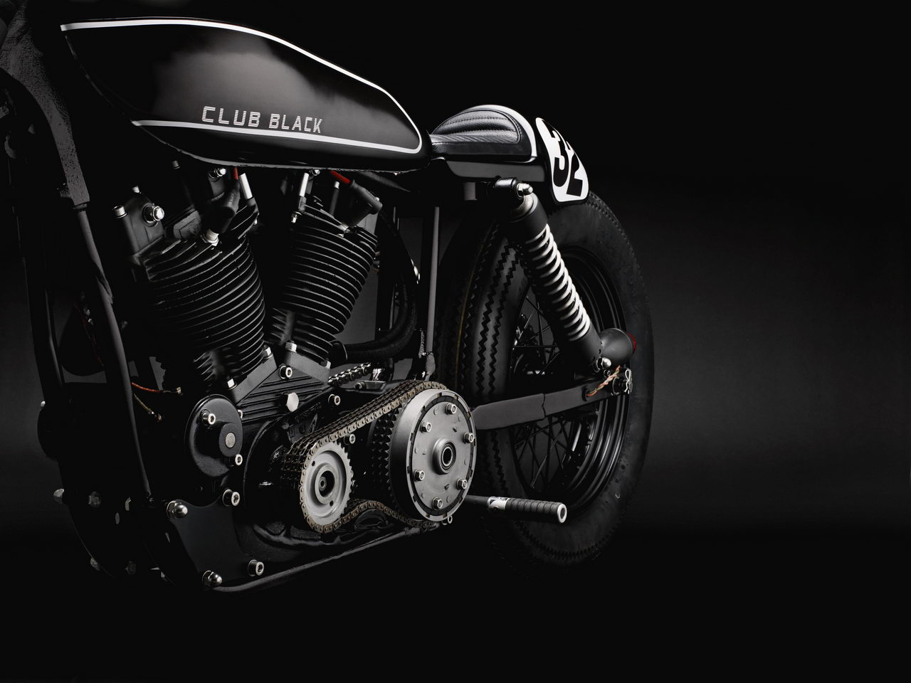 wrenchmonkees club black sportster 5 Club Black #02 by The Wrenchmonkees