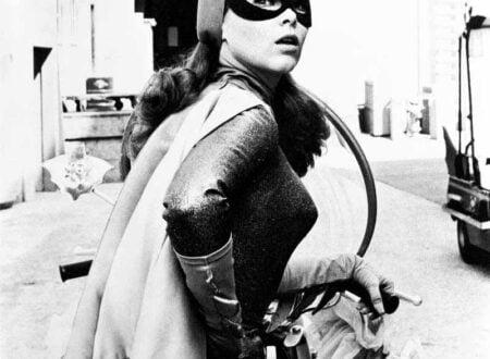 yvonne craig batgirl 1960s 450x330 - Yvonne Craig as Batgirl