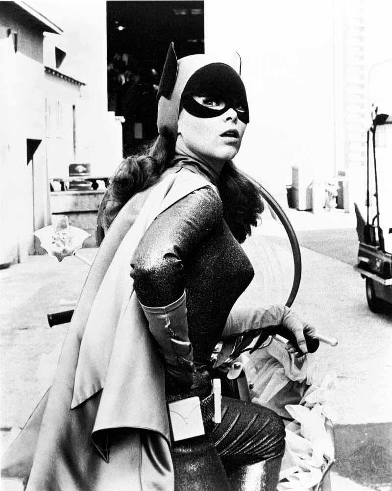 yvonne craig batgirl 1960s Yvonne Craig as Batgirl