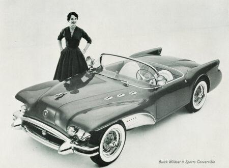 1954+Buick+Wildcat+II+5 450x330 - 1954 Buick Wildcat II