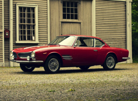 1962 Moretti 2500 SS Coupe Chassis no. 114BS 112935 1 450x330 - 1962 Moretti 2500 SS Coupe