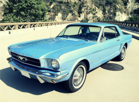 1965 Ford Mustang Car 450x330 - 1965 Ford Mustang