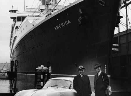 America Ship Porsche 356 1958 New York 450x330 - America Three Fifty Six
