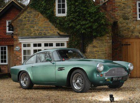 Aston Martin DB4 450x330 - Aston Martin DB4 Sports Racer