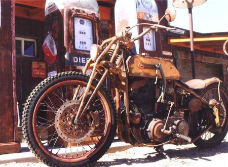 Harley Davidson Boardtracker 450x330 - Custom Boardtracker Harley