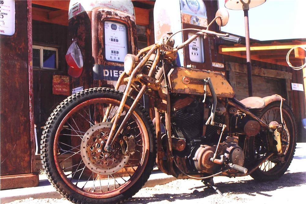 Harley-Davidson Boardtracker