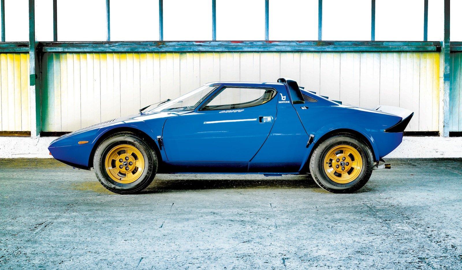 Lancia Stratos 2