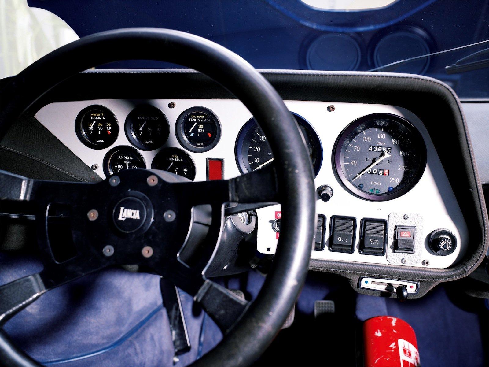 Lancia Stratos 4