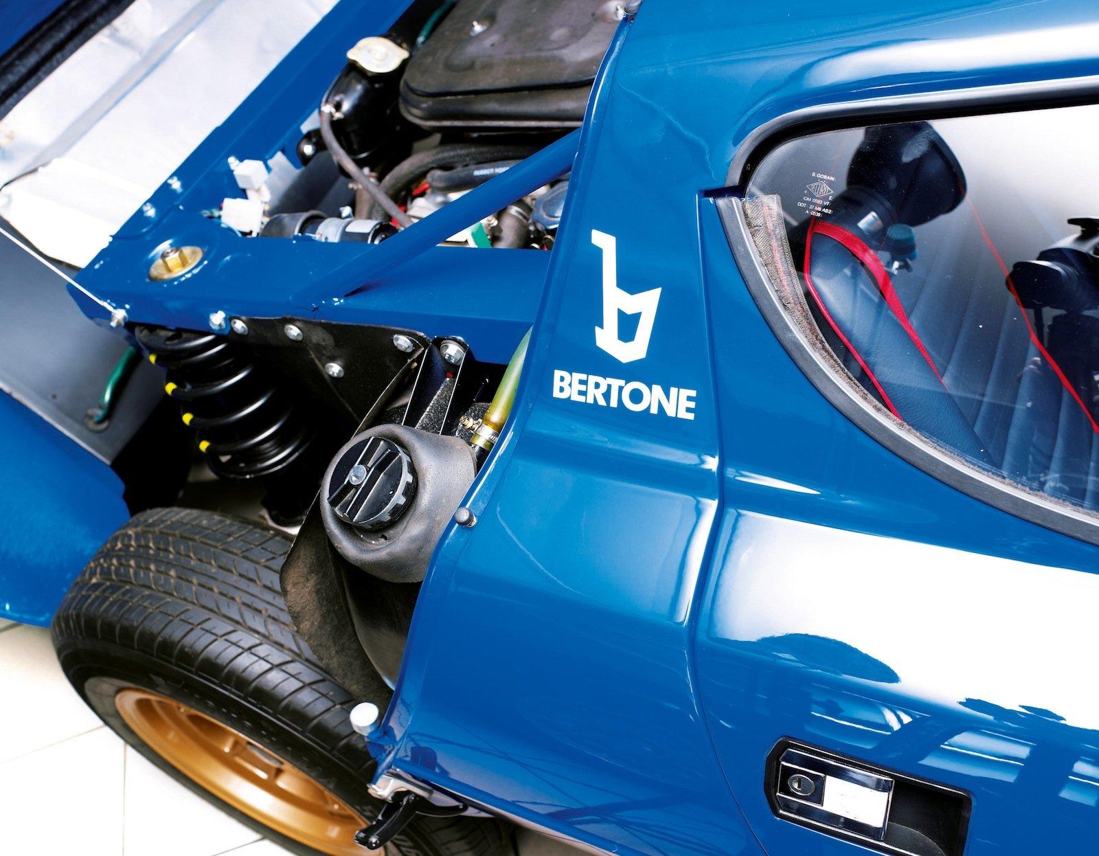 Lancia Stratos 5