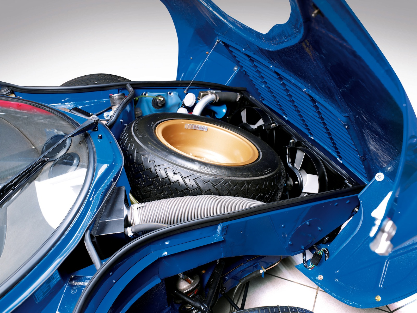 Lancia Stratos 6
