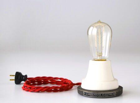 Lighbulb Lamp Schoolhouse Electric  450x330 - Ion Lamp by Schoolhouse Electric