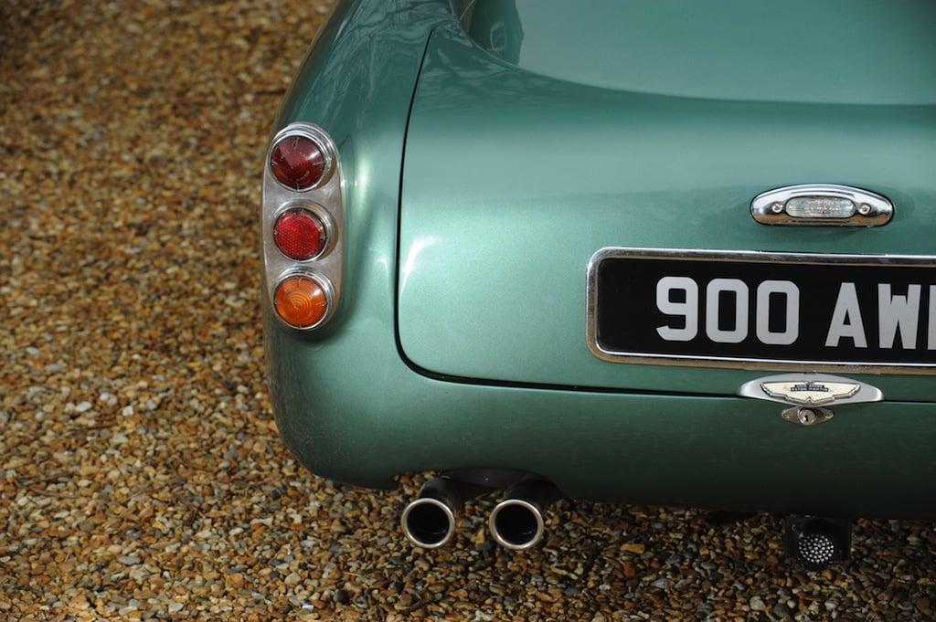 Lot 218 (3)_ 1961 Aston Martin DB4 4.2-Litre Sports Saloon